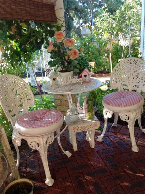 shabby chic patio ideas olivia s romantic home kim s shabby chic pink palace home