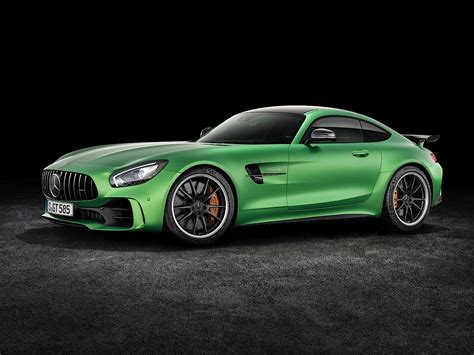 2017 Mercedes Amg Gt R Goes Official With Rear Wheel