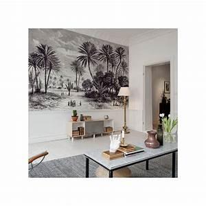 Au Fil Des Couleurs Papier Peint : oasis wallpaper au fil des couleurs ~ Melissatoandfro.com Idées de Décoration
