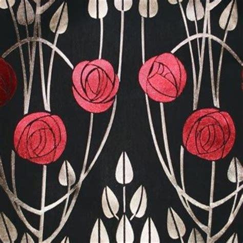 charles rennie mackintosh curtain  upholstery fabric