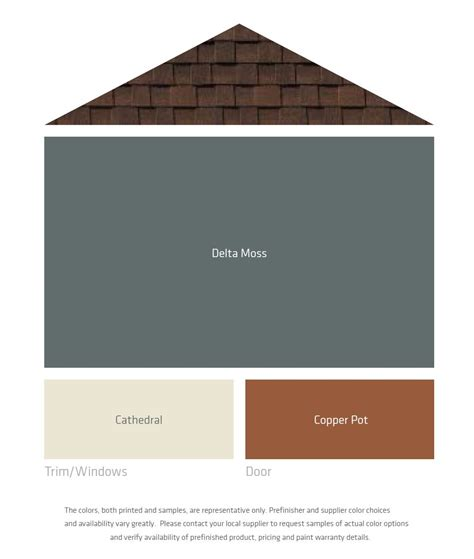 what color paint goes with brown roof fresh color palettes for a brown roof
