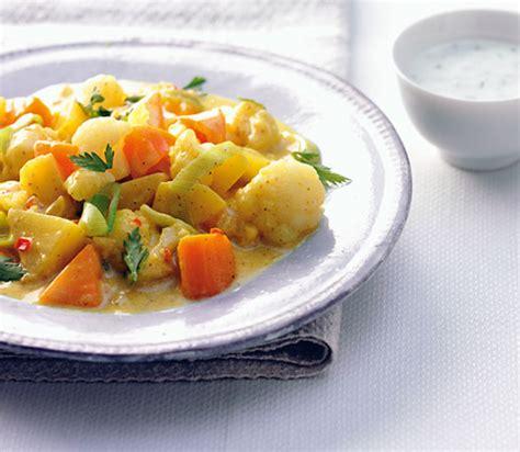 curry gemuese eintopf rezept essen und trinken
