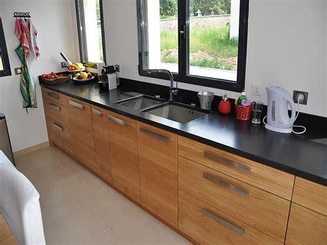 cuisine plan de travail granit noir granits déco plan de travail en granit noir