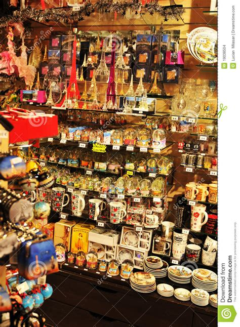 souvenir shop editorial stock image image