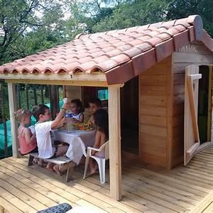 Maison Pour Enfant En Bois : construire une maison pour enfant fe05 jornalagora ~ Premium-room.com Idées de Décoration