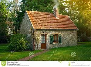 Belle Petite Maison Photo Stock