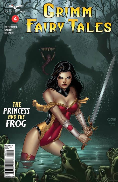 grimm fairy tales vol   shop zenescope zenescope