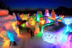 Otaru Snow Light Path 2019 6 Best Hokkaido Snow Festivals 2020 Japan Web Magazine