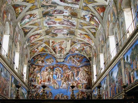 Webshots - Sistine Chapel, Vatican City