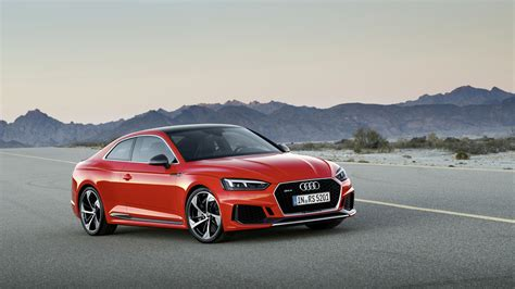 Audi Rs5 by 2017 Audi Rs5 Coupe Revealed Photos 1 Of 39