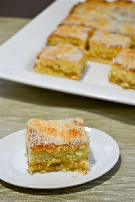 Kitchen Jam Slice by Toasted Apricot Slice