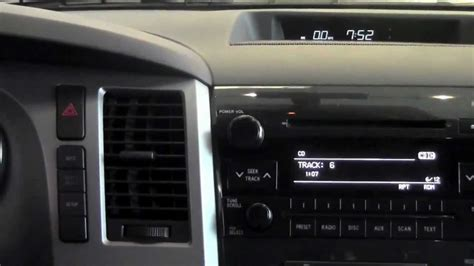 Brookdale Toyota by 2012 Toyota Tundra Accessory Meter How To By