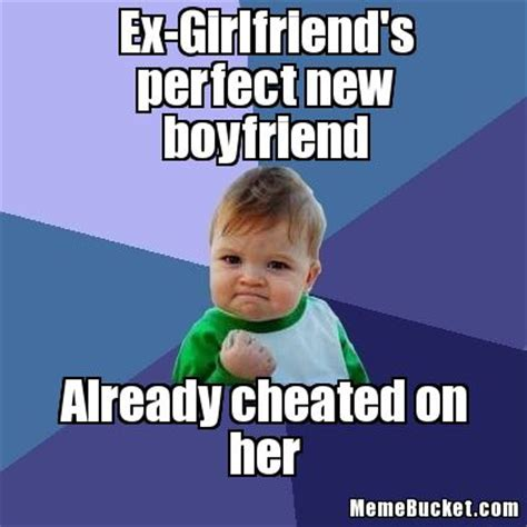 Ex Meme - ex boyfriend new girlfriend memes image memes at relatably com