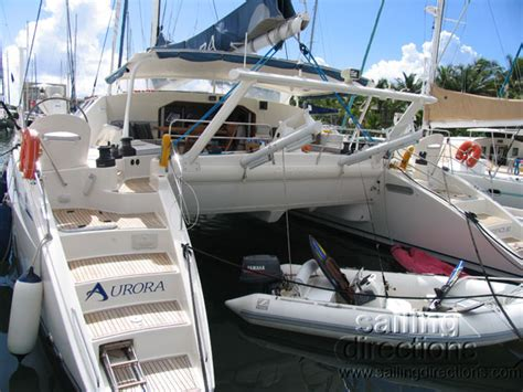 Catamaran Cruise St Thomas by Catamaran Aurora Sailing Charters From St Thomas St
