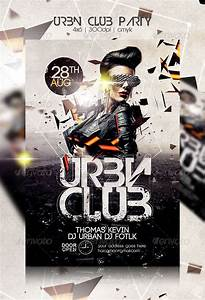 Urban Club Party Flyer by haicamon | GraphicRiver