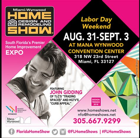 Home Design Remodeling Show by Home Design And Remodeling Show Mana Wynwood Convention