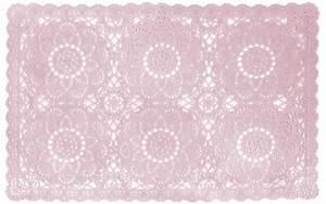 Tischfolie Nach Maß : tischset pvc spitzen rosa ~ A.2002-acura-tl-radio.info Haus und Dekorationen