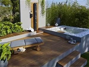 Decoration Terrasse En Bois : terrasse zen id es et photos pour une terrasse sympa ~ Melissatoandfro.com Idées de Décoration