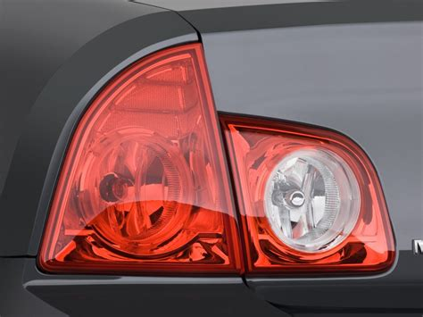 2008 chevy tail light 2008 chevrolet malibu 4 door sedan lt w 1lt tail light