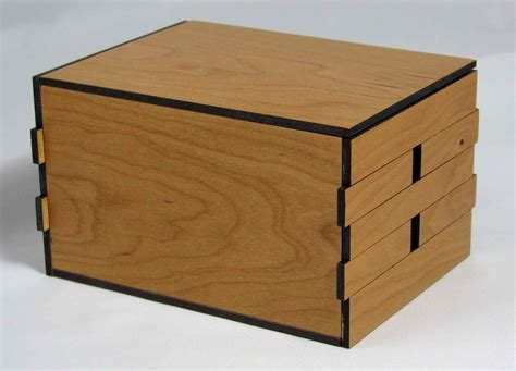 Wooden Puzzle Box Plans PDF Woodworking