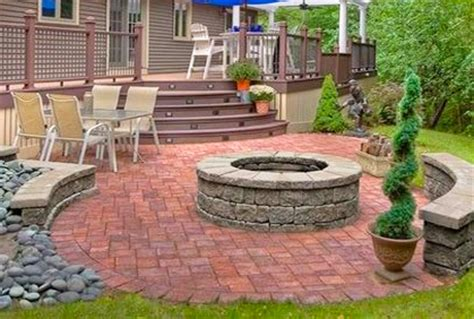 deck and patio design ideas backyard pictures plans