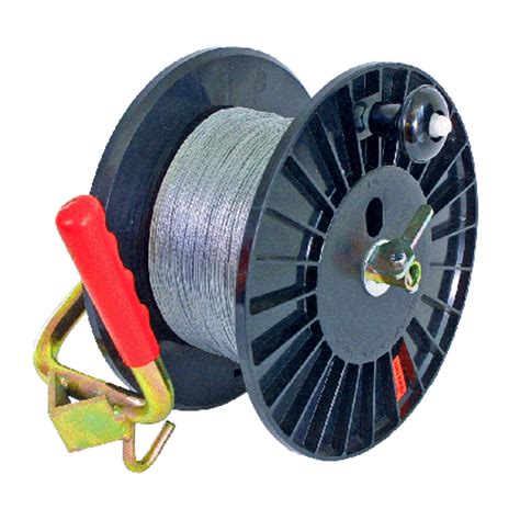 electric fence electric fence reel