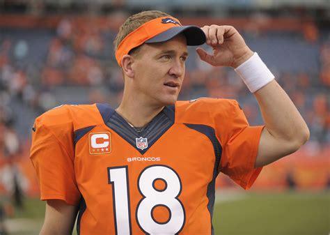 Peyton Manning Images Peyton Manning S Retirement Speech Footballscoop