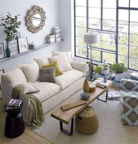 petit canapé d angle ikea kleines wohnzimmer modern einrichten tipps und beispiele