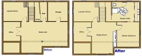 floor master bedroom house plans dividing a room into two home safe