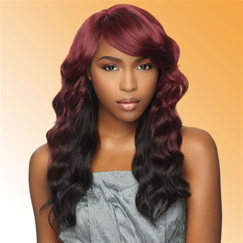 sensationnel synthetic half wig totally instant weave 2 in