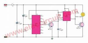 Simple Brake Light Flasher Circuit