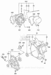 Robin  Subaru Sp170 Parts Diagram For Crankcase