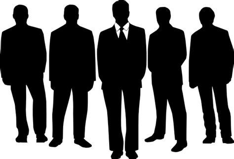 Men In Suits Clip Art At Clker.com