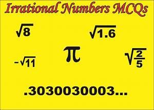 CBSE Class 9th Maths – Irrational Numbers MCQs – Shiksha House
