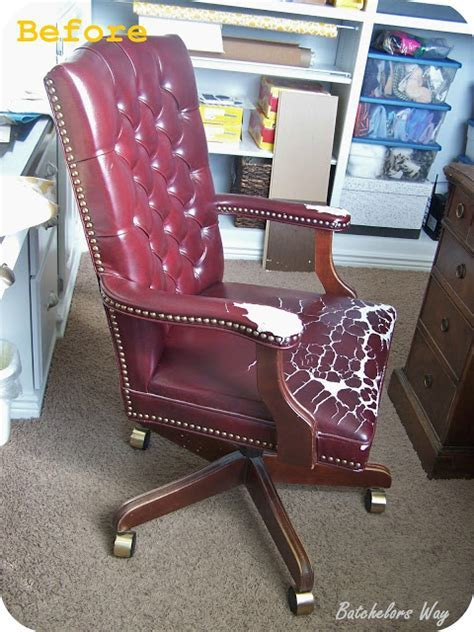 Batchelors Way: Office Redo   How to Reupholster a Chair