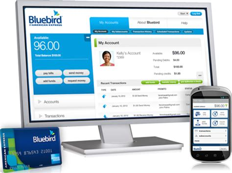 AmEx Turns Bluebird into a Checking Account | UniBul's ...