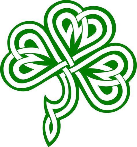 Celtic Clip Celtic Shamrock Clip 101 Clip
