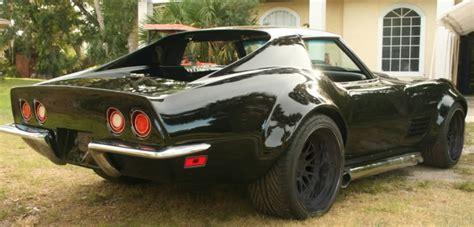 1972 Pro-touring Corvette