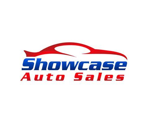 Bold, Serious, Sales Logo Design For Showcase Auto Sales