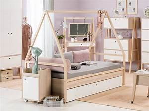 Lit Tipi Enfant : o trouver un lit cabane joli place ~ Teatrodelosmanantiales.com Idées de Décoration