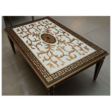 versace tables set