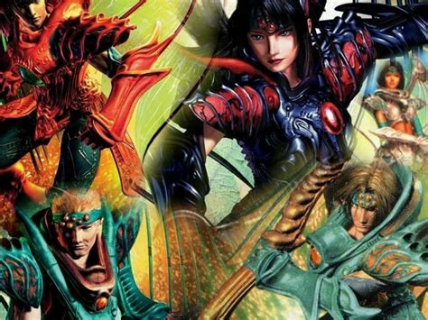 Wallpapers Video Games > Wallpapers Legend Of The Dragon Legend Of Dragoon By Linoa78 Hebuscom