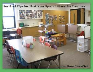 Special Education Classroom Ideas