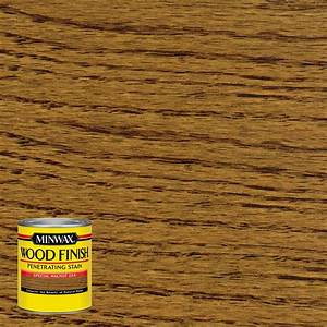 minwax 8 oz wood finish special walnut oil based interior With oil based floor stain