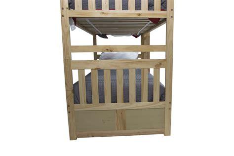 mor furniture bunk beds basic bunk bed mor furniture for less