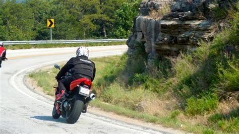 Push Mountain Road In Arkansas