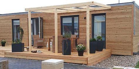 Tiny Haus Fertig Kaufen by Mobiles Haus Woodee Fertighaus Modulhaus Musterhaus In