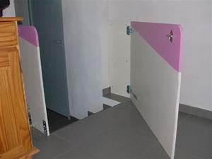 Barrière De Sécurité Pour Escalier : barri res de s curit pour petits aventuriers nounou et ~ Dailycaller-alerts.com Idées de Décoration