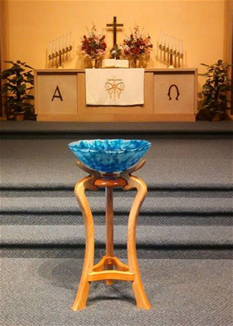 communion sets  baptismal font basins  bowls