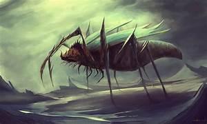 Giant roach by Darkcloud013 on DeviantArt
